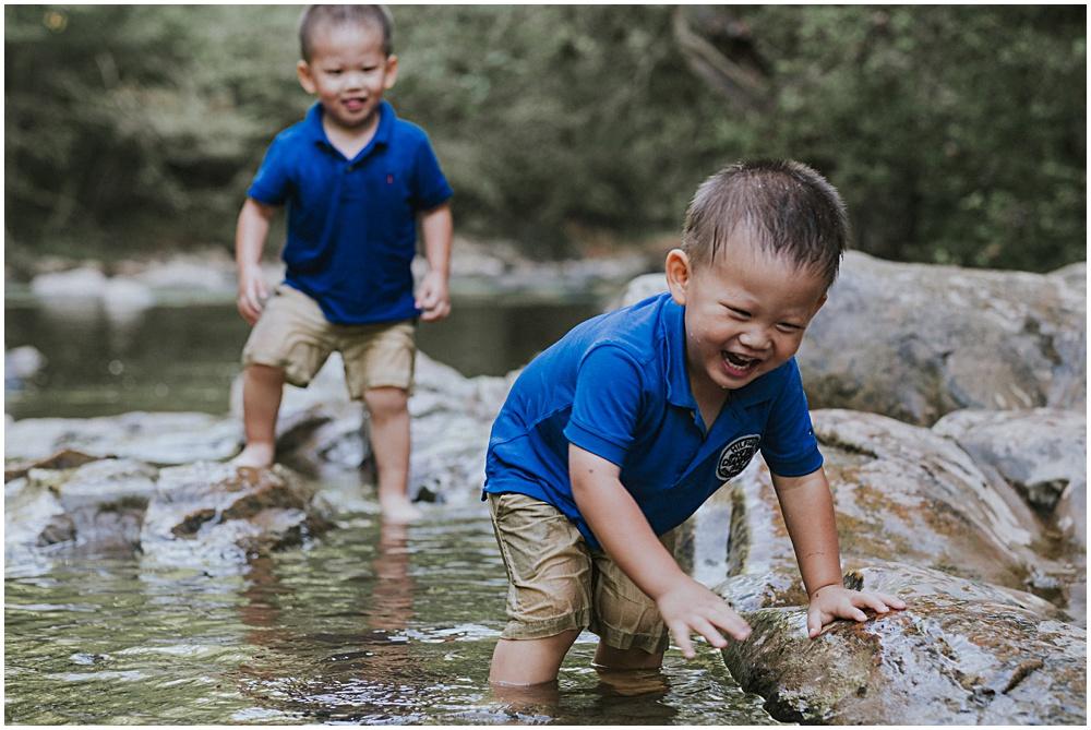Traverse City Lake Family Photographer
