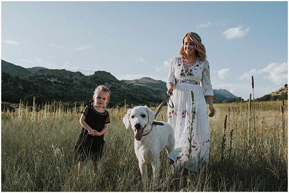 Denver Colorado Family Session