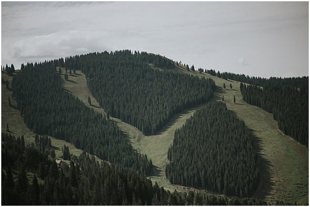 Vail Colorado Ski Hills