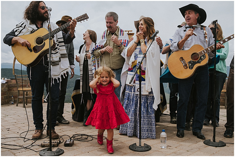 Shabbat Mountaintop Celebration