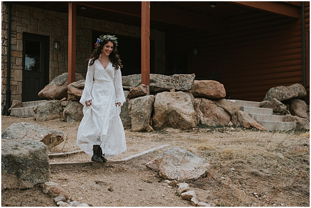 Wedding Rocky Mountain National Park