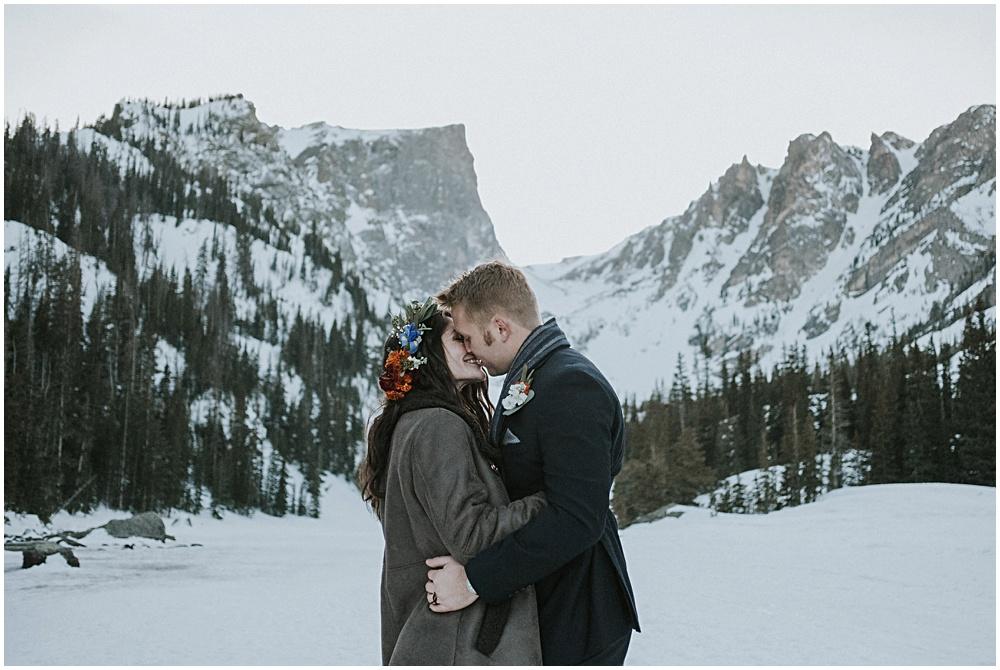 Mountaintop Ceremony Rocky Mountain National Park Colorado