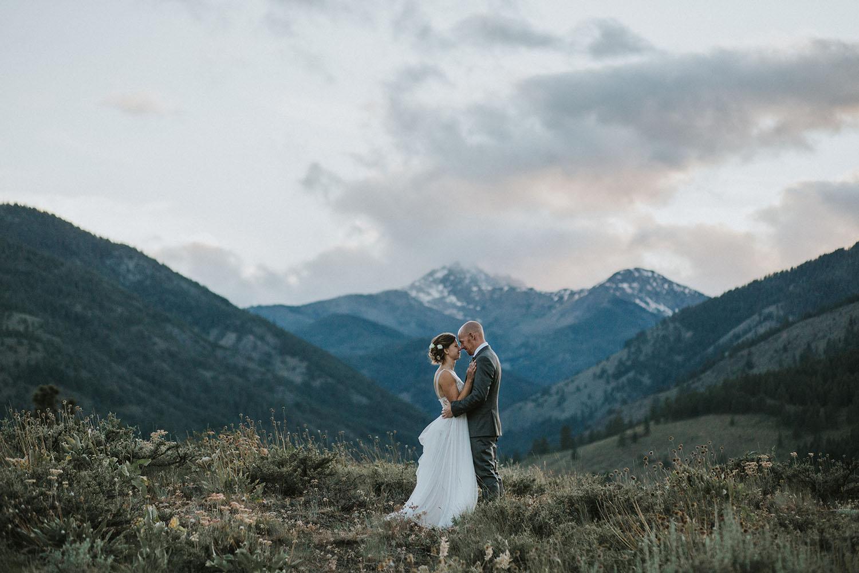 Washington Wedding Elopement