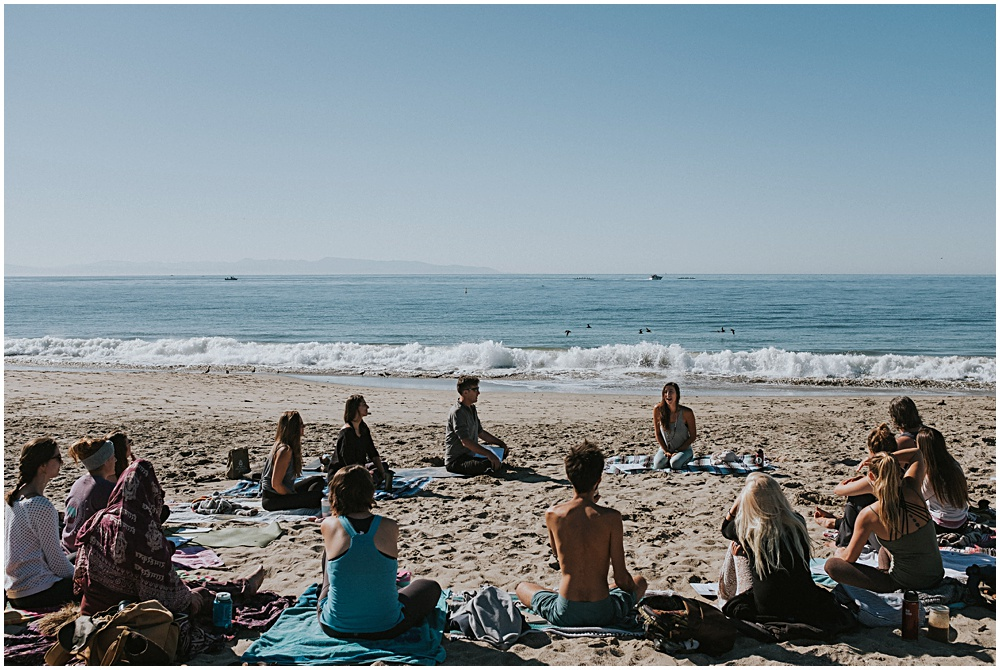 Yoga Teacher Training Santa Cruz CA