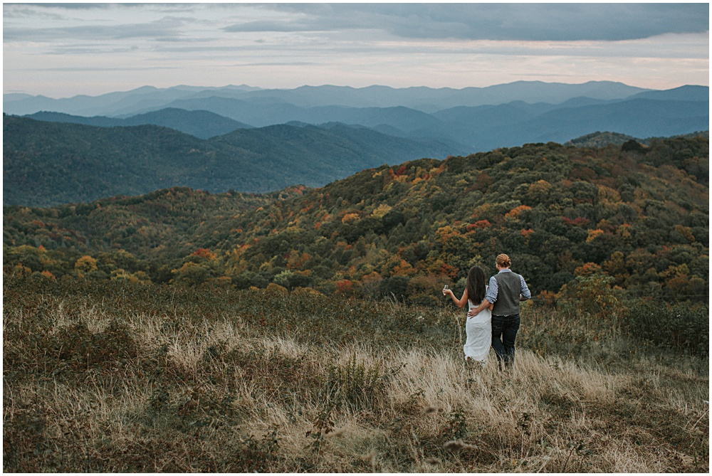 Couples Session Appalachian Trail