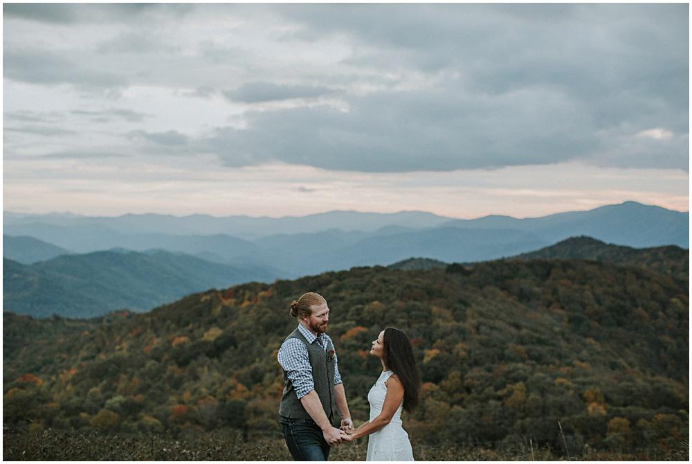 Elopement Photographer Appalachian Trail