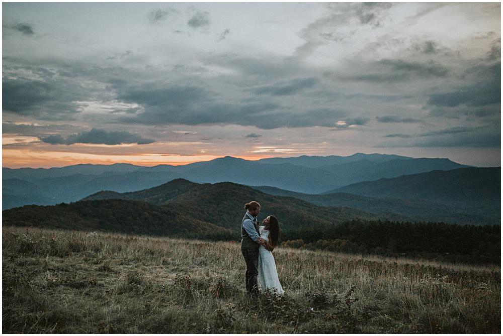 Photographer Elopement Wedding North Carolina