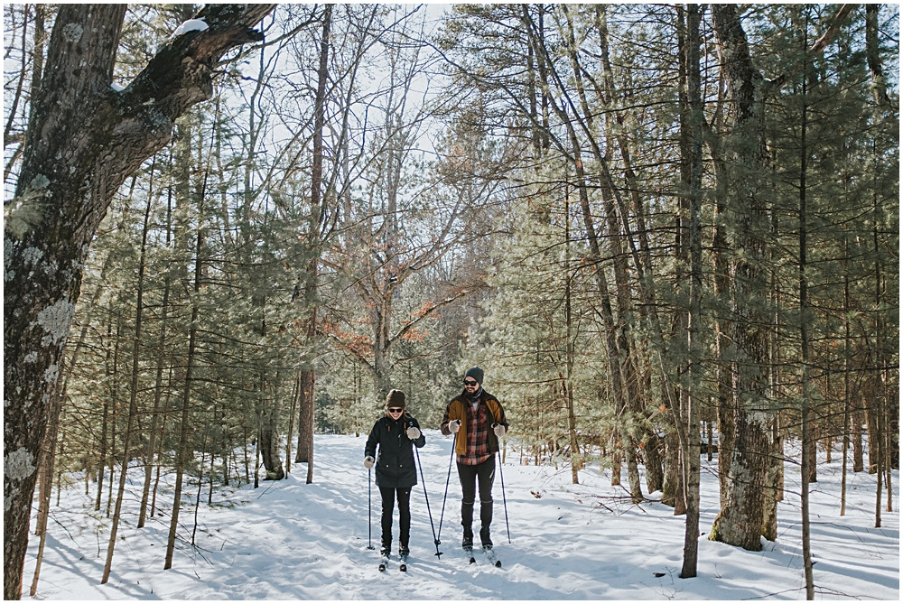 Cross Country Skiing Traverse City