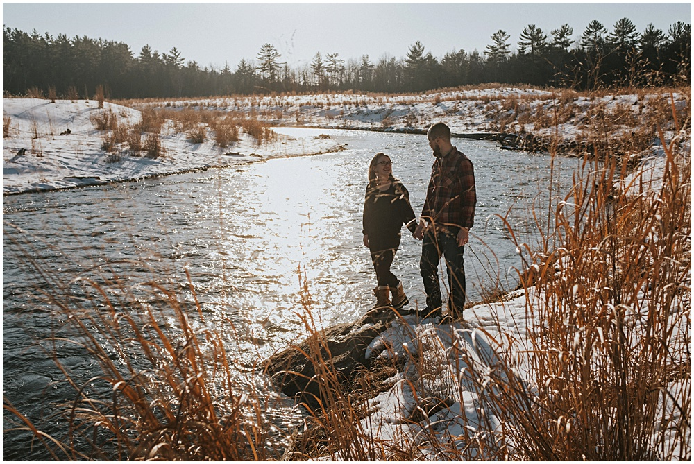 Michigan Couples Session