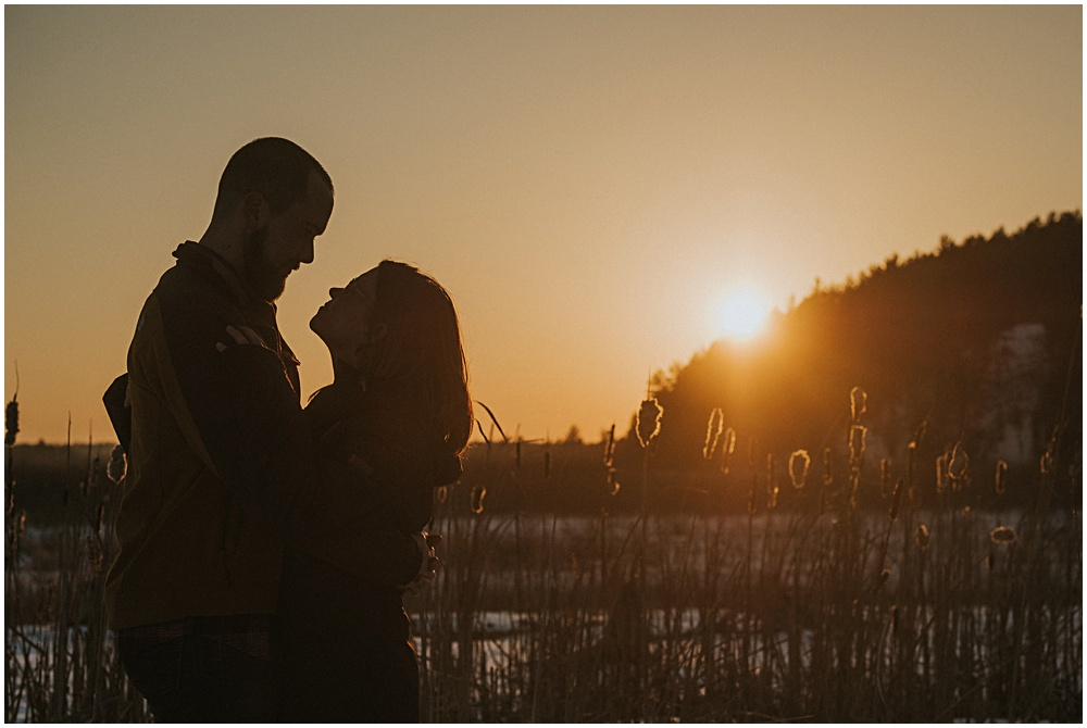 Couples Session Northern Michigan Photographer