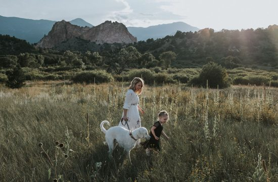 Garden of the Gods CO Family Session
