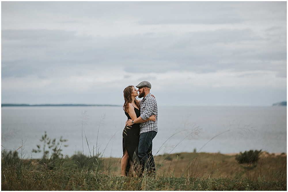 Traverse City Engagement Photographer