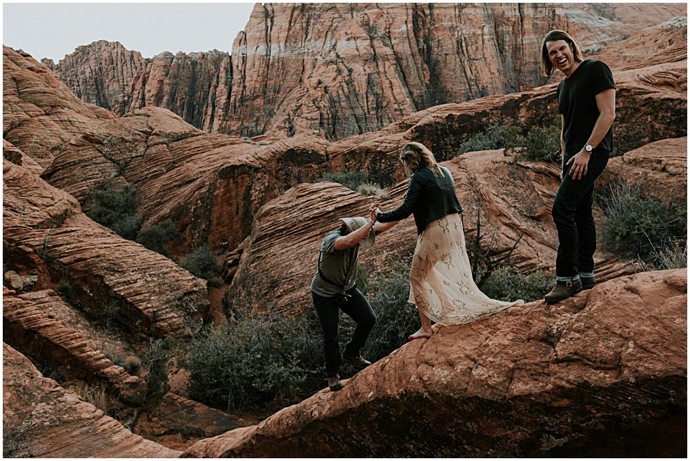 Adventure Session Engagement Utah