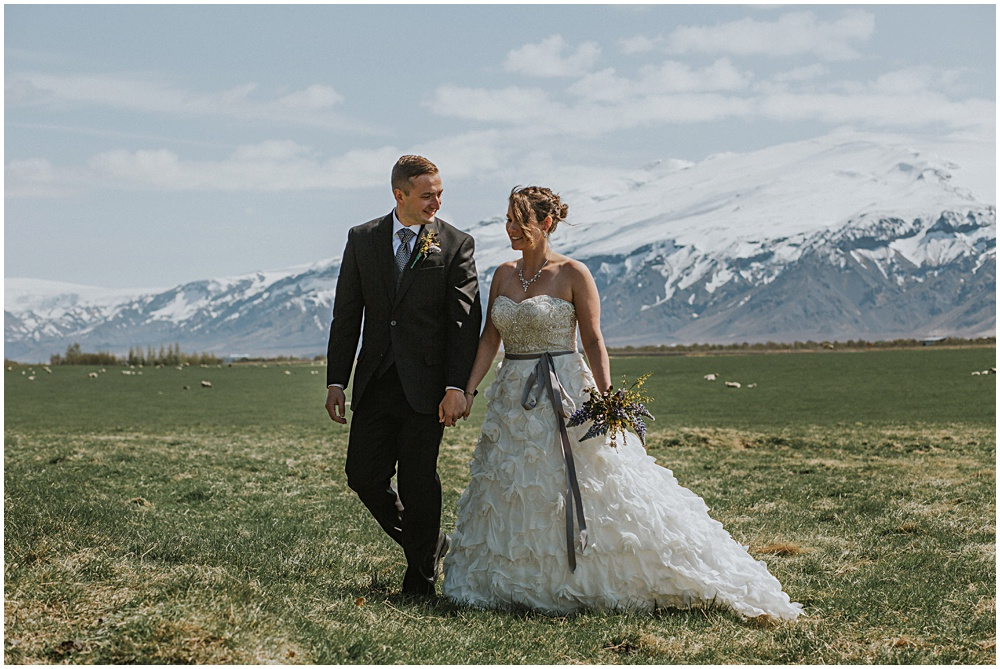 Vik South Iceland Wedding