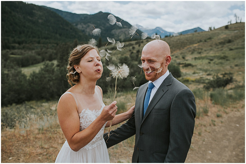 North Cascades Summer Wedding