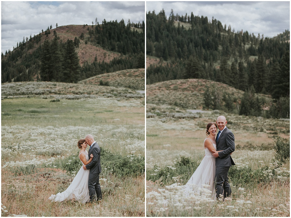 Cascades Elopement in Washington