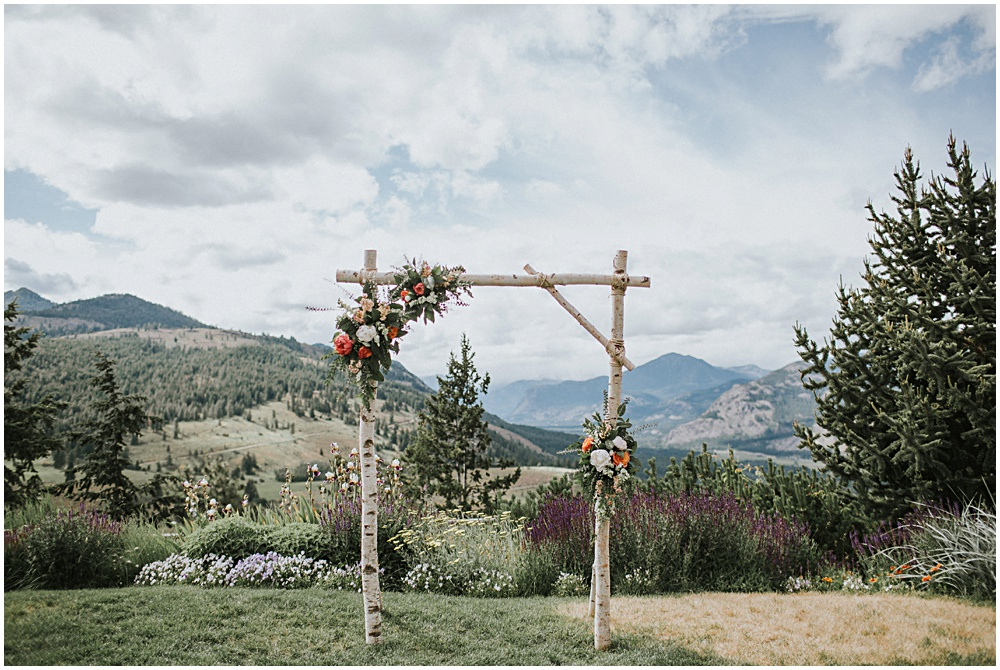 Wedding North Cascades Washington