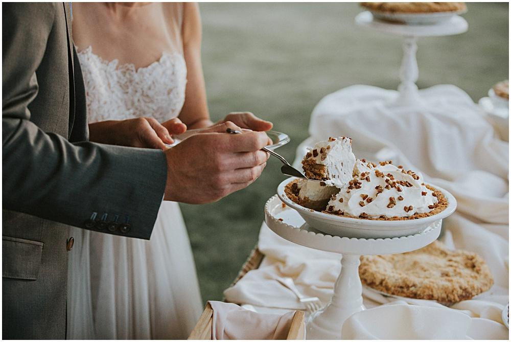 Sun Mountain Lodge Wedding Reception