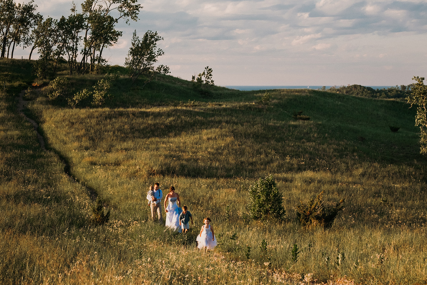 Family Style Elopement
