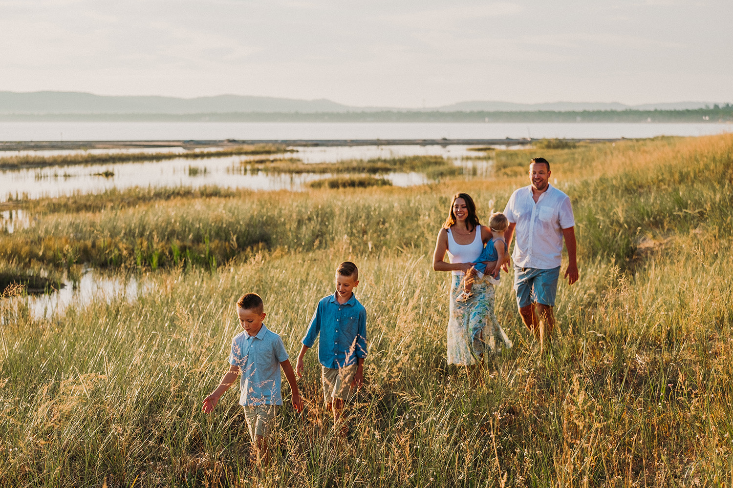 Glen Arbor Family Photographer