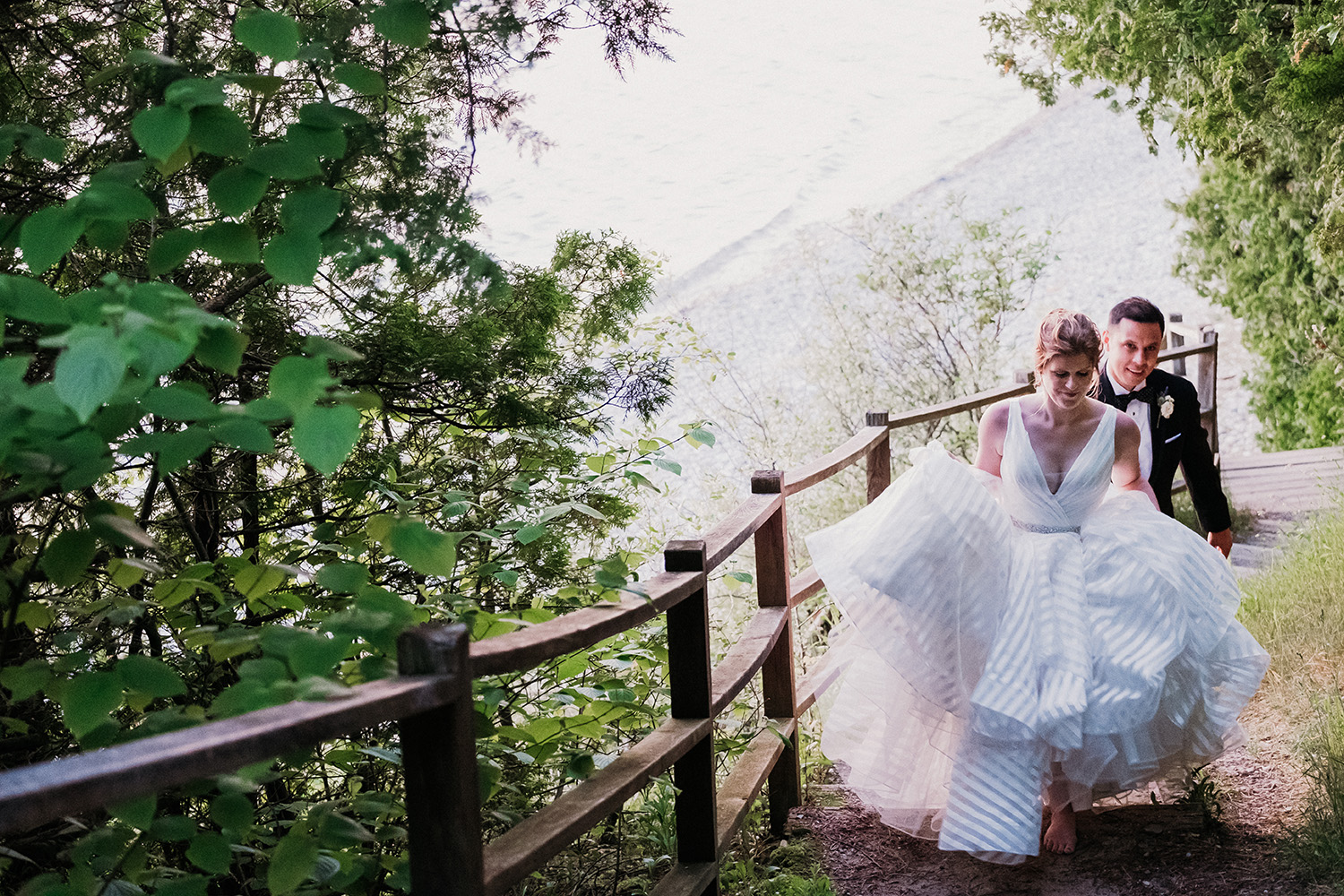 Sleeping Bear Dunes Wedding