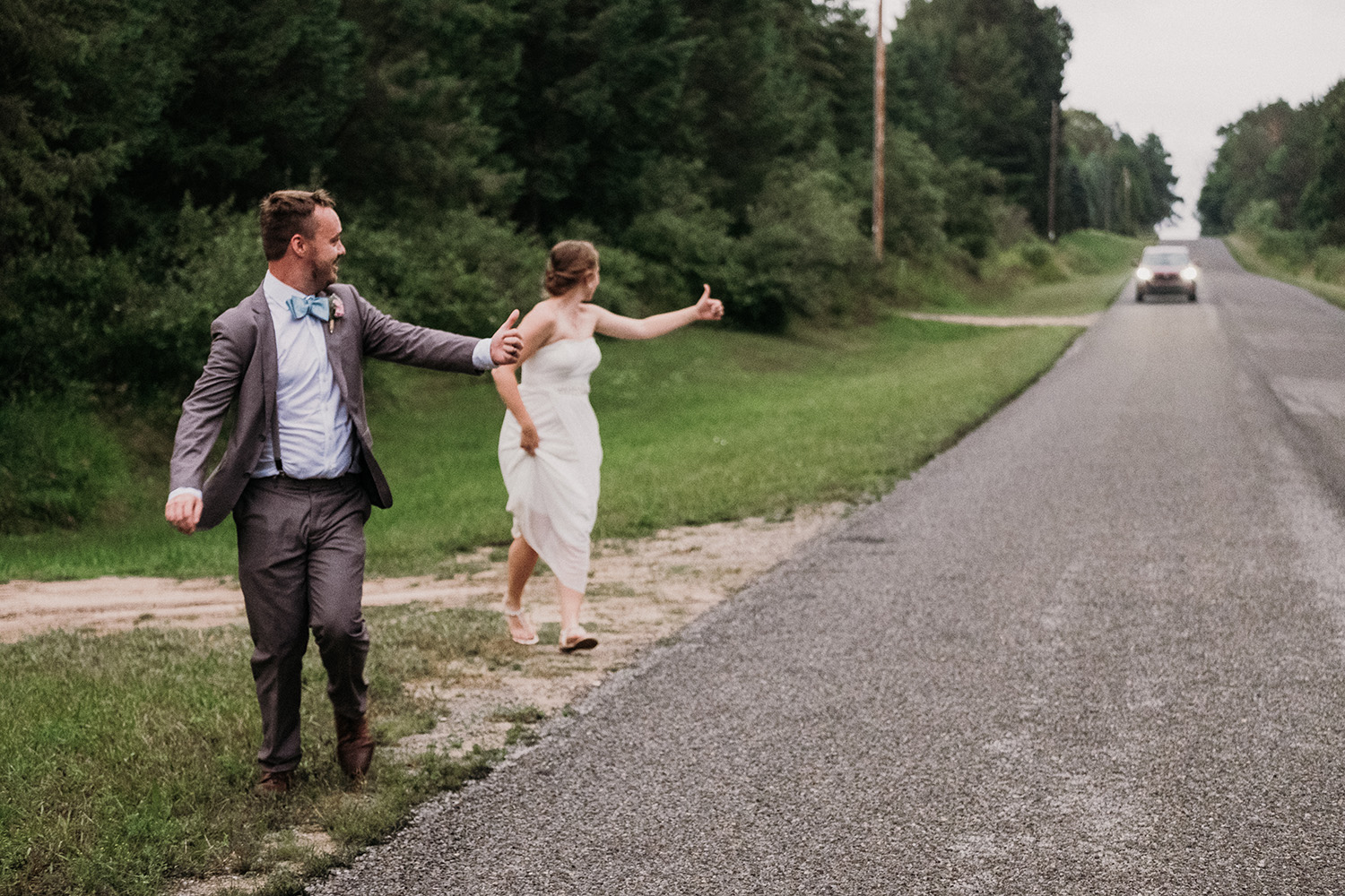 Northern Michigan Wedding Photographer