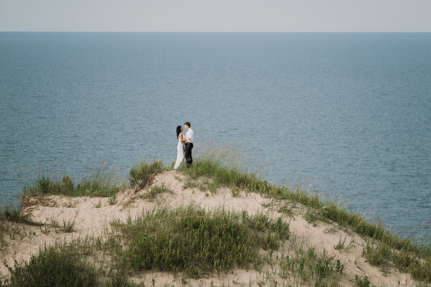 Elopement Photographer Northern Michigan