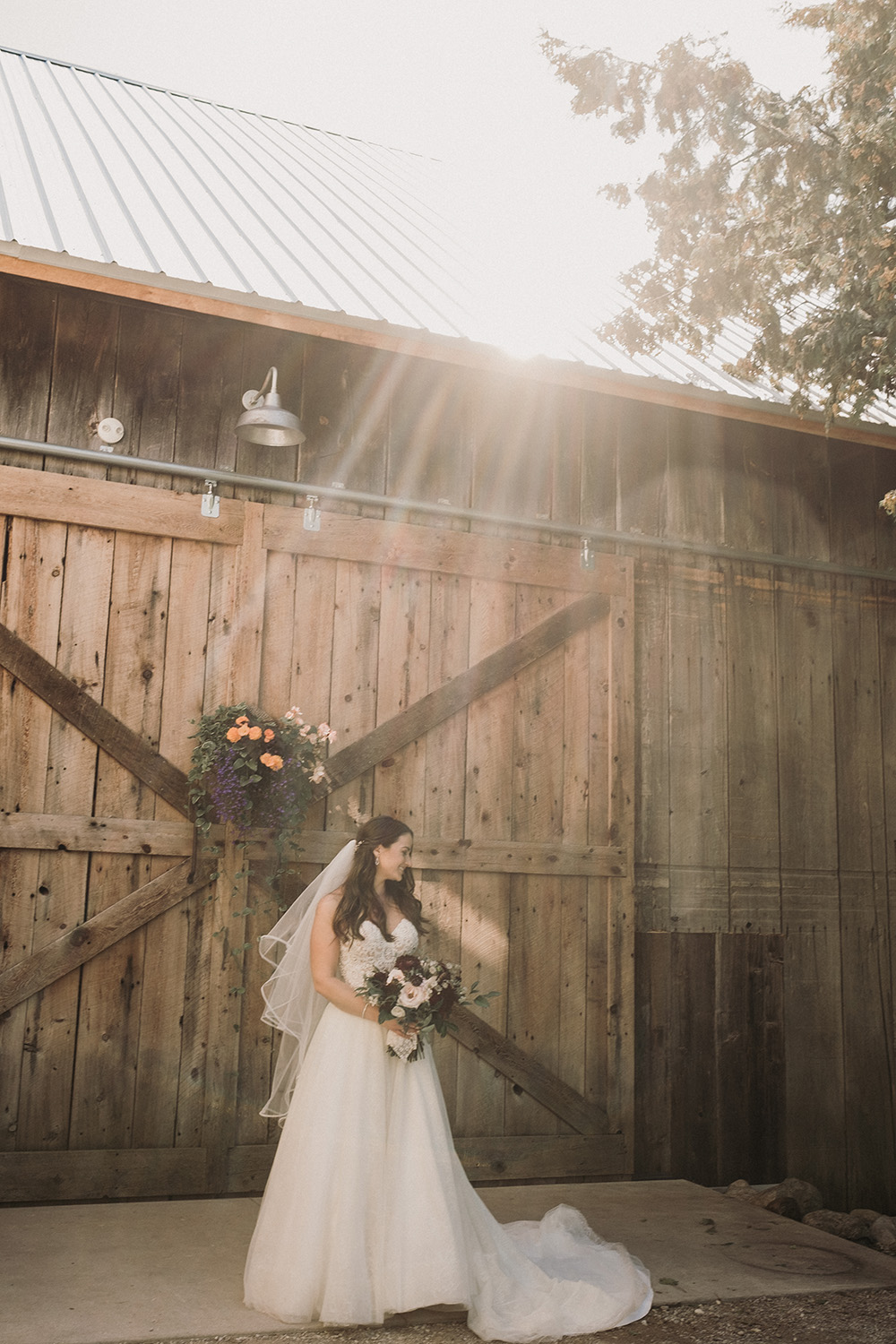 Northern Michigan Barn Wedding