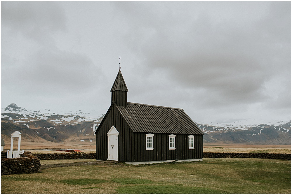 Hotel Budir West Iceland Photographer