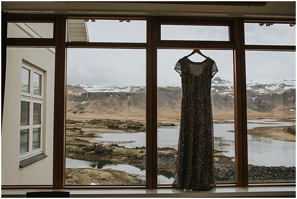 Hotel Budir Snaefellsjokull Iceland Wedding Photographer