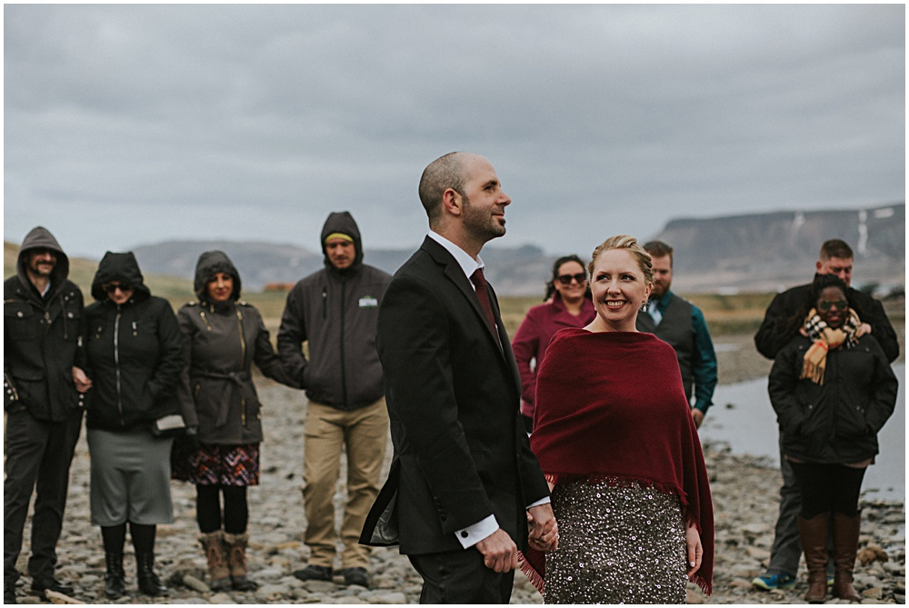Iceland Elopement West