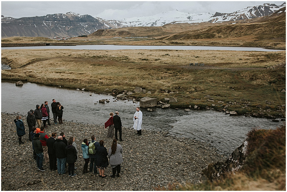 Iceland Wedding West