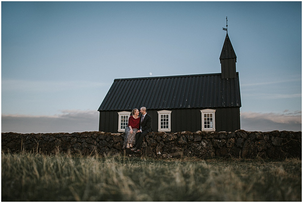 Iceland Wedding Hotel Budir Lava Fields