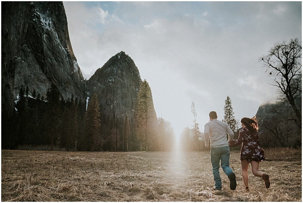 El Capitan Engagement Session