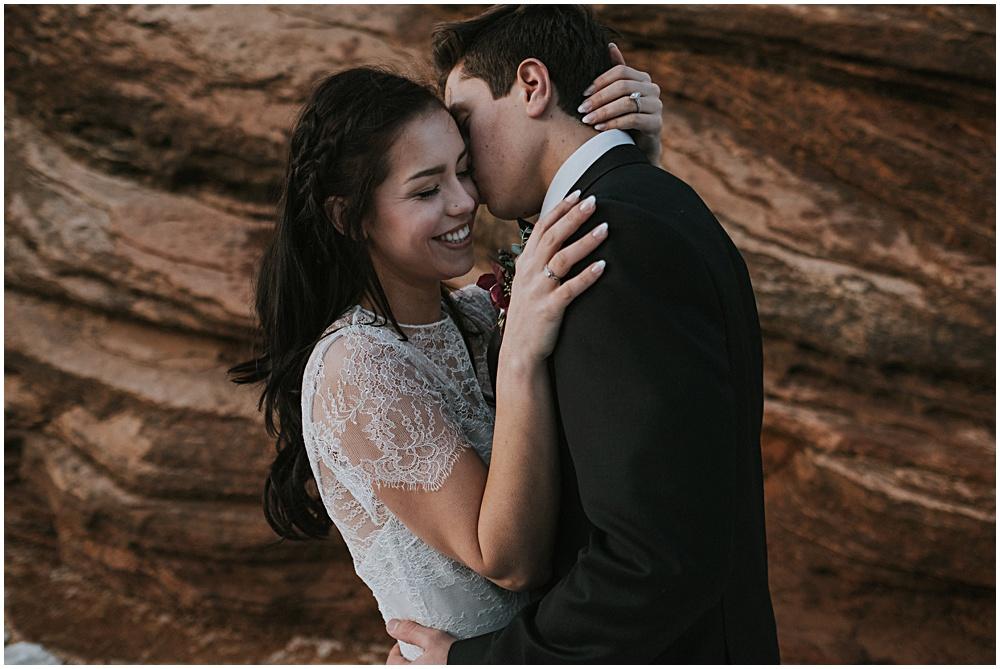 Couples Session Zion National Park
