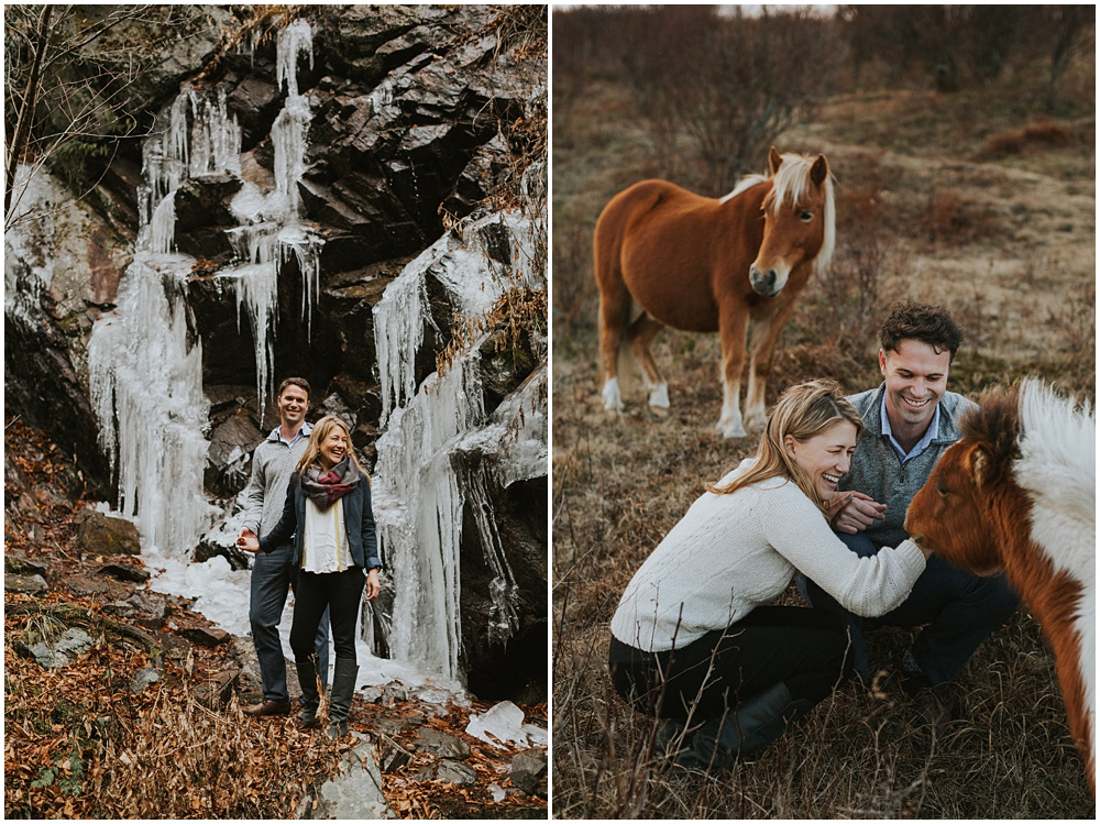 Grayson Highlands Adventure Session