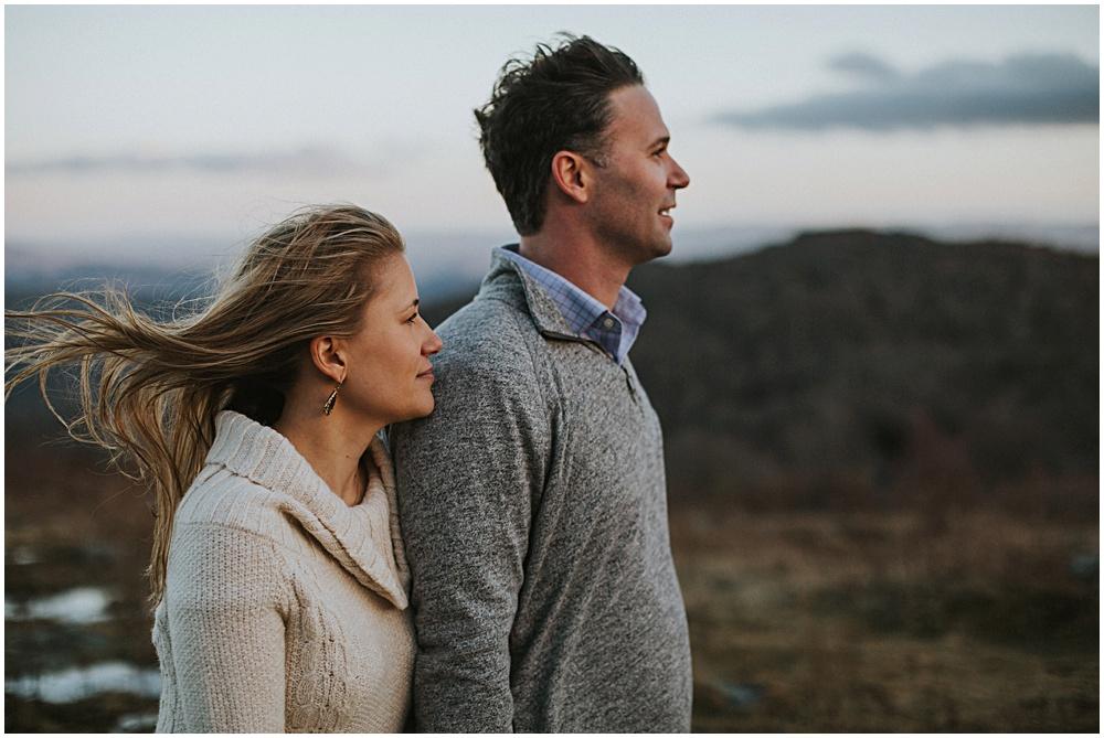 Blue Ridge Mountains Couples Photos