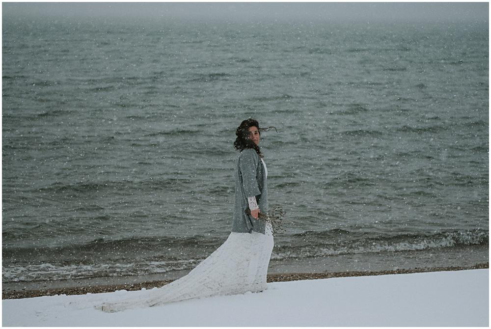 Kendall Rose Bridal Session