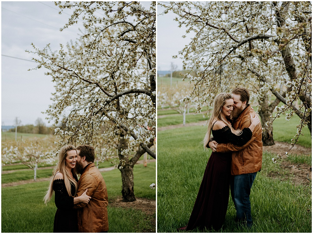 Traverse City Engagement Session