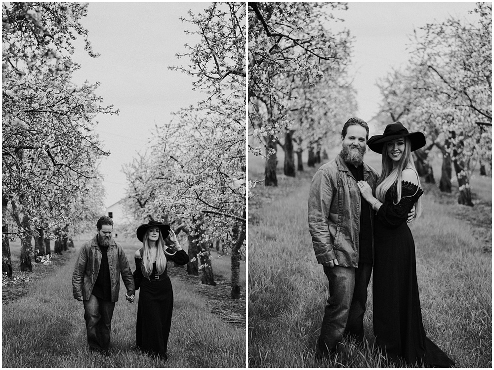 Old Mission Couples Photos