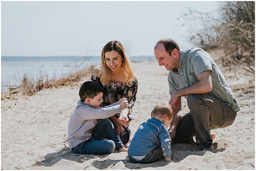 Traverse City Family Photographer