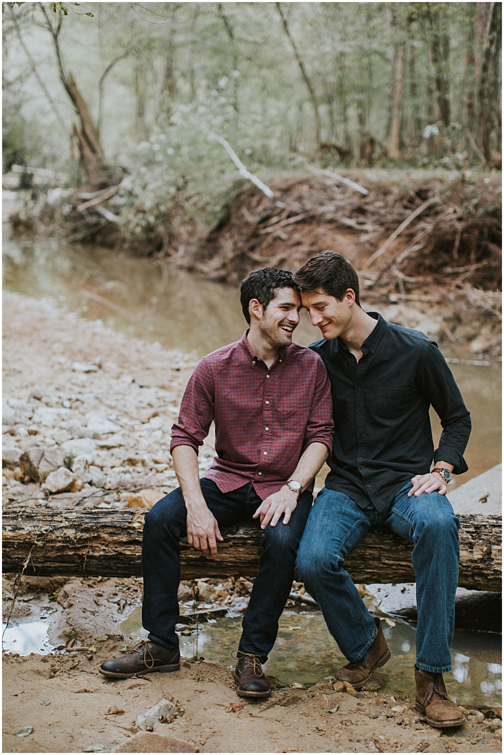 Gay Wedding Photographer in Northern Michigan