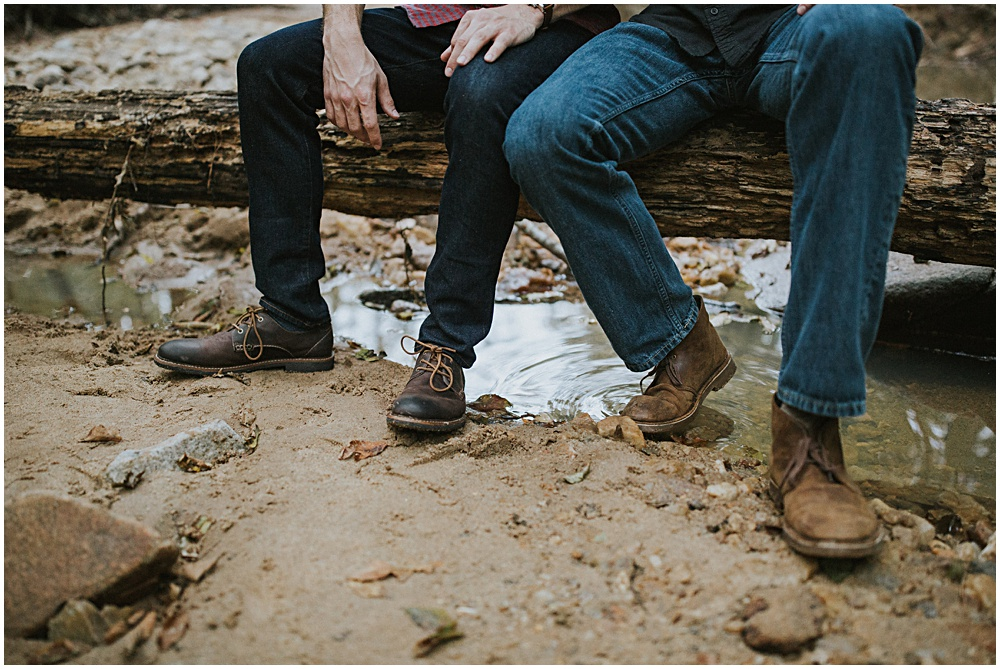 Northern Michigan Gay Engagement Session
