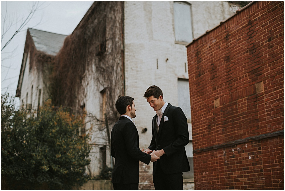Traverse City Michigan Gay Wedding