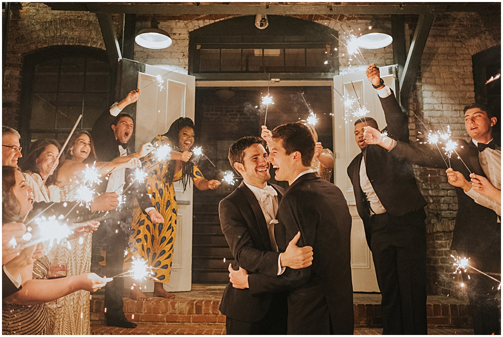 Gay Wedding Photographer Traverse City Michigan