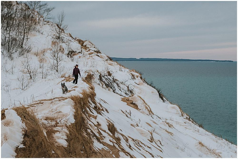 Pyramid Point Traverse City Michigan