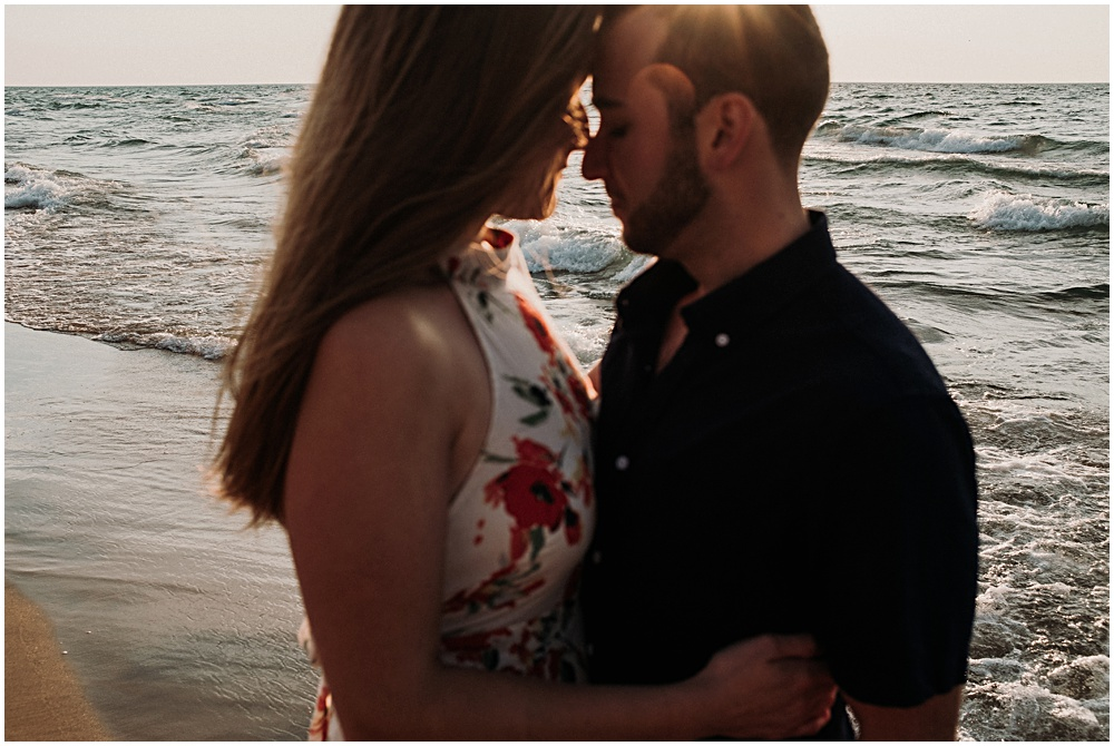 Glen Arbor Couples Session