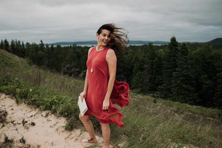 Traverse City Fashion Photographer