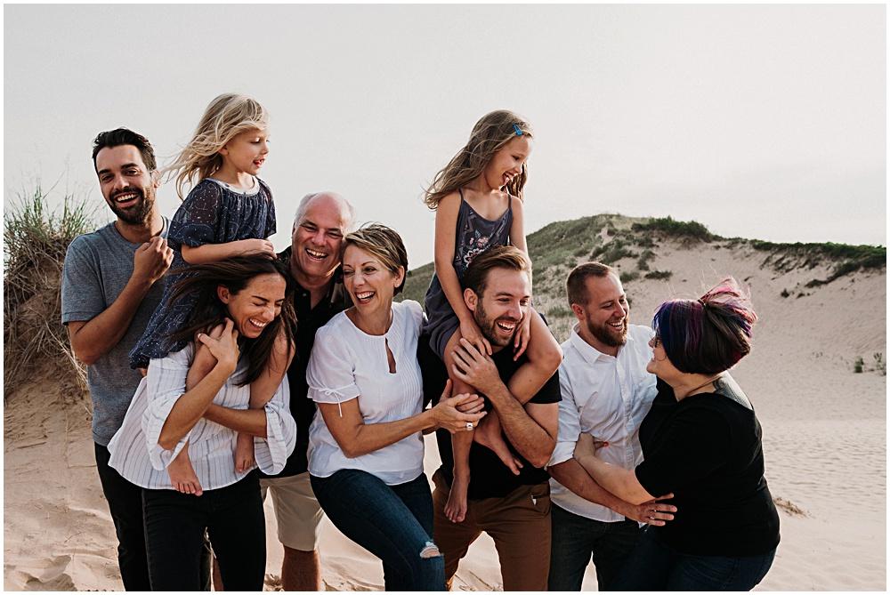 Northern Michigan Lifestyle Family Photographer