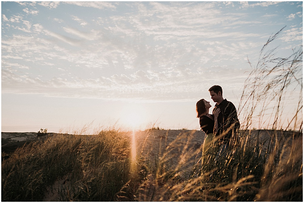 Engagement Session Traverse City